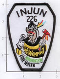 New York City Engine 226 Fire Patch v2