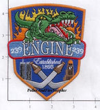 New York City Engine 239 Fire Patch v4 Alligator