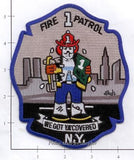 New York City Fire Patrol 1 Fire Patch v3