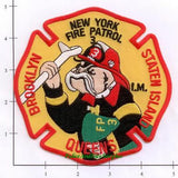 New York City Fire Patrol 3 Fire Patch v2