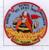 New York City Fire Patrol 3 Fire Patch v4 Yosemite