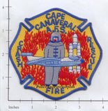 Florida - Cape Canaveral Air Force Station Fire Patch