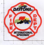Florida - Daytona International Speedway Fire Dept Patch v1