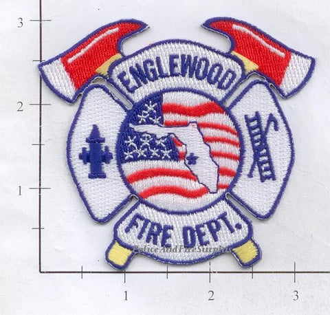 Florida - Englewood Fire Dept Patch