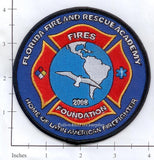Florida - Florida Fire & Rescue Academy Fire Patch