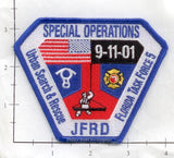 Florida - Jacksonville WTC Urban Task Force 5 Fire Patch v2