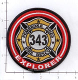 Florida - Pembroke Pines Fire Rescue Explorer 343 Patch
