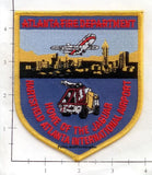 Georgia - Atlanta Fire Dept Hartsfield International Airport Patch