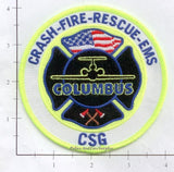 Georgia - Columbus Airport Fire Dept Patch v1