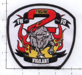 Indiana - Fort Wayne Engine  2 Fire Dept Patch