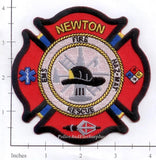 Iowa - Newton Fire Dept Patch