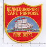 Maine - Kennebunkport - Cape Porpoise Fire Dept Patch (001)
