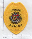 Maryland - Maryland Transportation Authority Police Dept Patch