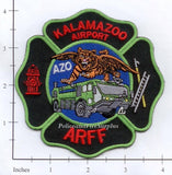 Michigan - Kalamazoo Airport ARFF Fire Dept Patch