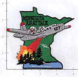 Minnesota - Minnesota Air Attack Fire Dept Patch