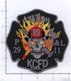 Missouri - Kansas City Station 29 Fire Dept Patch