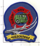 New York - Albany Airport - Lockheed Fire Patch v1