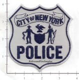 New York - New York City Police Dept Patch v2