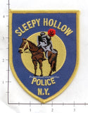 New York - Sleepy Hollow Police Dept Patch