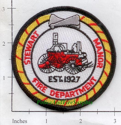 New York - Stewart Manor Fire Dept Patch v2