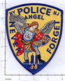 New York New Jersey -  Police Dept Angel Patch v1