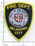 Oklahoma - Oklahoma City Fire Dept Patch