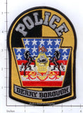 Pennsylvania - Derry Borough Police Dept Patch
