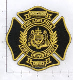 Pennsylvania - Philadelphia  Fire Dept Patch v3
