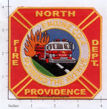 Rhode Island - North Providence Engine 4 Fire Dept Patch