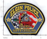 South Carolina - Elgin Police Dept Patch