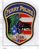 South Carolina - Perry Police Dept Patch v2