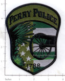 South Carolina - Perry Police Dept Patch v3 Subdued