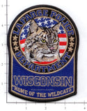 Wisconsin - LaFarge Police Dept Patch v1