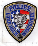 Wisconsin - Lone Rock Police Dept Patch