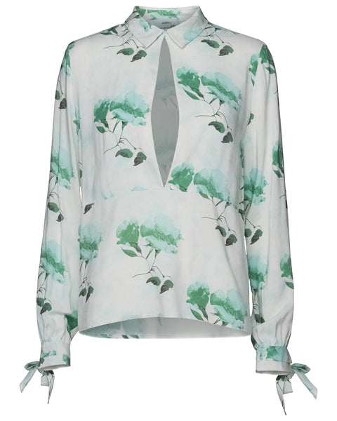 Flash green Moves Lican bluse