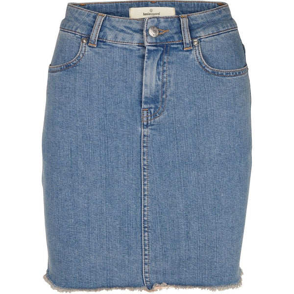 Denim basicapparel Thora nederdel