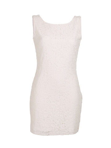 Dry Lake Petite V Back Dress