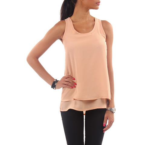 Alona Top Beige