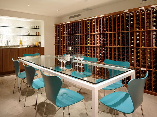 Wine tasting room wine cellar seating for 7 top 5 favourite picks NoticeBoardStore.com