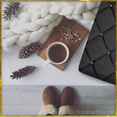 Winter warmers, Wool Blanket From SoFluffy & Ugg Boots. NoticeBoardStore.com