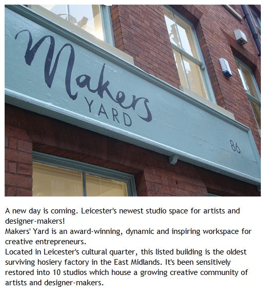 makers yard oldest factory leicester hand made
