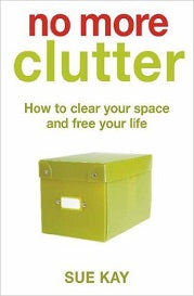 no more clutter sue kay clear out your junk www.noticeboardstore.com/blog