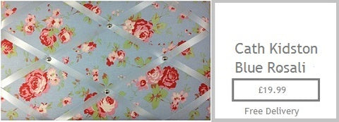 cath kidston fabric message board gifts for her sister girlfriend mum mam