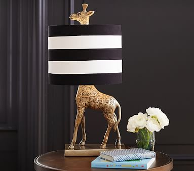 Interior Trends Giraffe - Giraffe Lamp - Decorating Ideas Safari- Giraffe - NoticeBoardStore