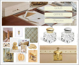 Gold Office Accessories Gold Desk Gold Wedding