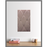 Blush Pink Velvet Home Accressories Memo Message Board pinboard