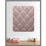 Kitchen Memo Board Large Blush Pink Pinboard