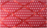 Twinkle Red Stars Notice Board - The Notice Board Store  - 1
