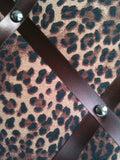 Leopard Animal Print Notice Board - The Notice Board Store  - 2