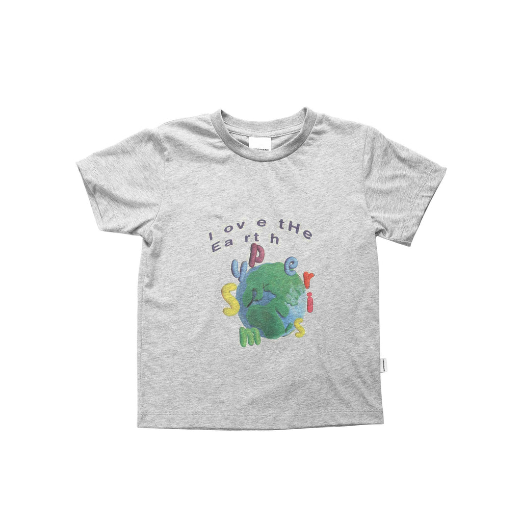 Earth Love - Grey Heather